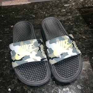 Youth Nike Slides